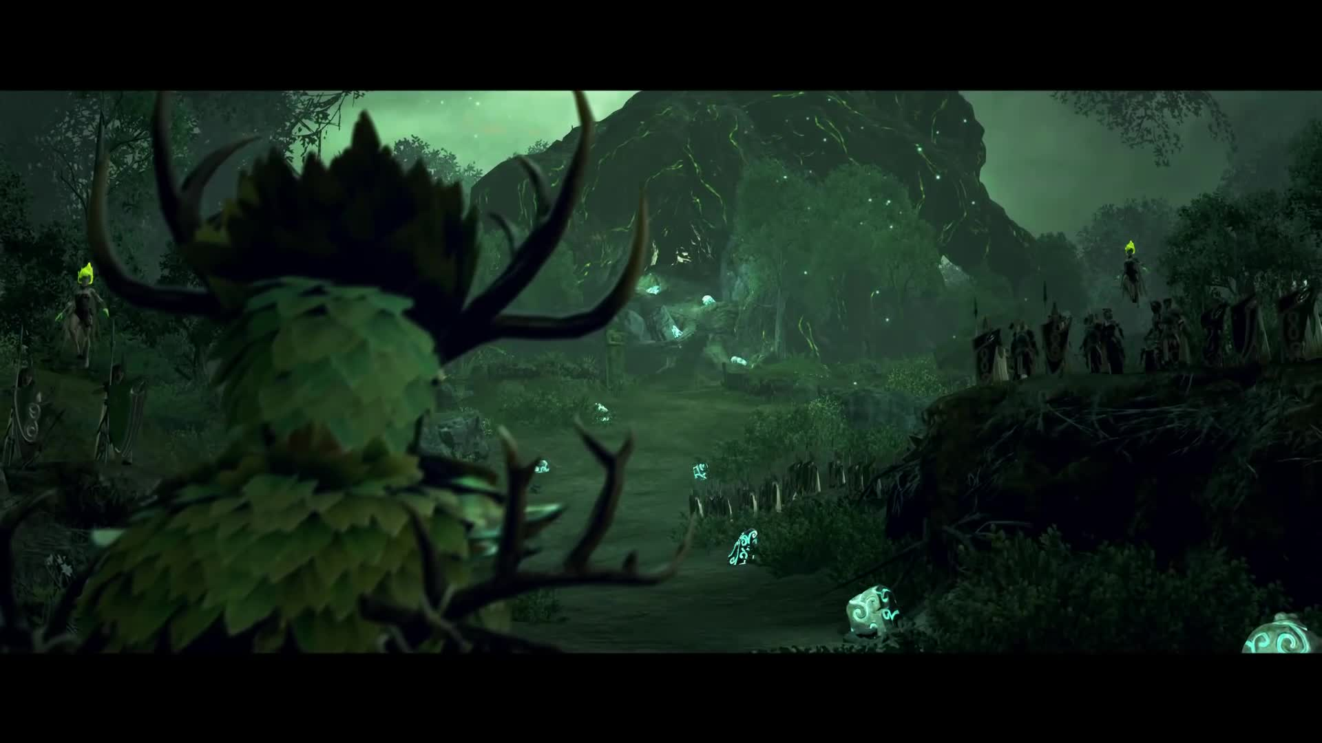 Total War: WARHAMMER - Realm of the Wood Elves - trailer