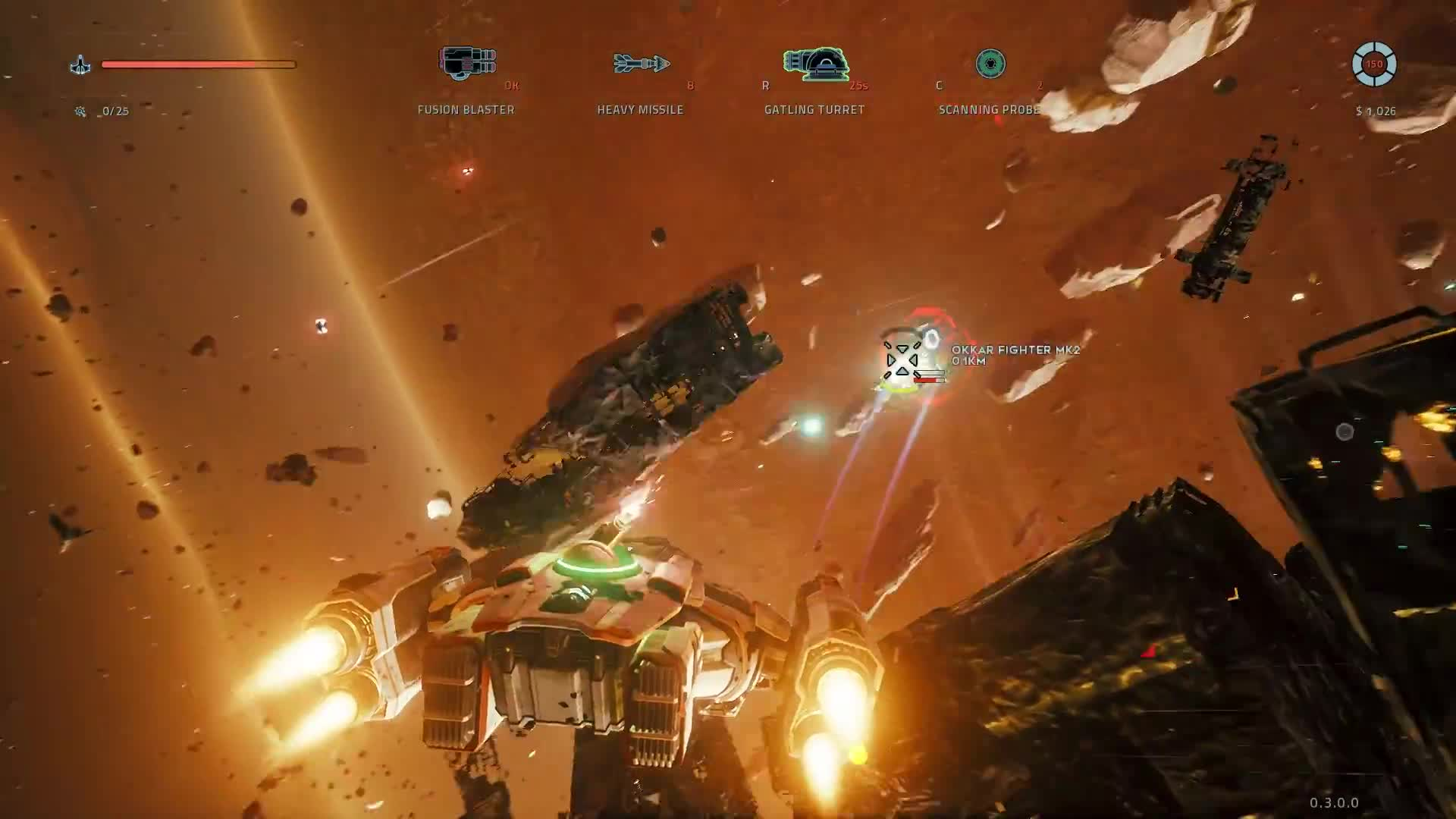 Everspace: New Player Ships - Gameplay Trailer