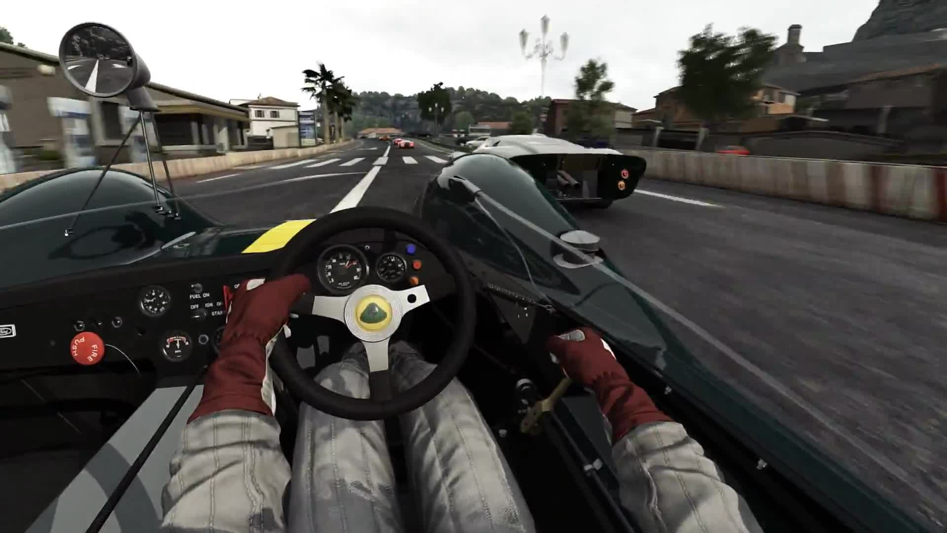 Project Cars - Oculus trailer