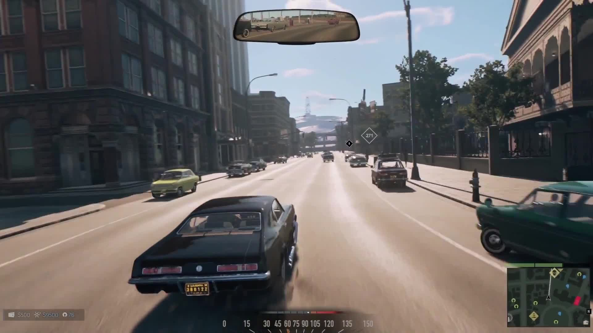 Mafia 3 - Driving - developer video