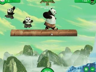 Kung fu Panda 3 - tréning