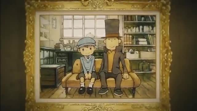 Lady Layton - trailer
