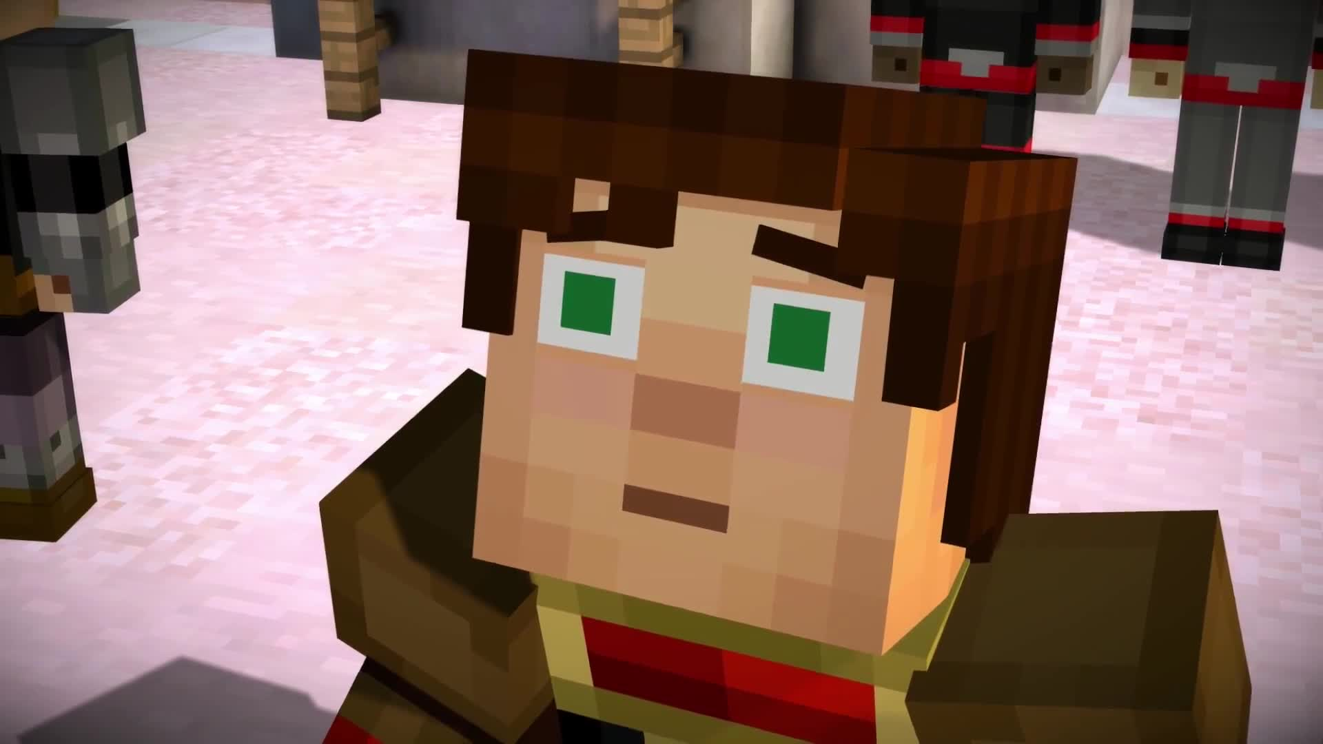 Minecraft Story Mode - Episode 7 Access Denided