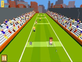 One More Pass - futbal