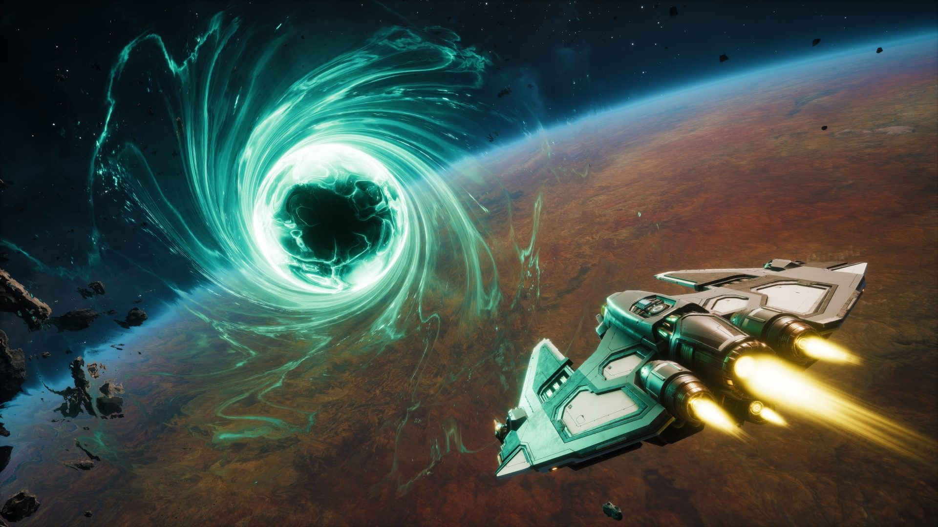 Everspace - Encounters DLC Gameplay Trailer