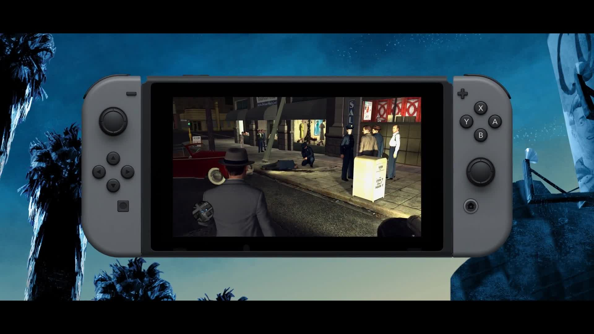 LA Noire - Switch trailer