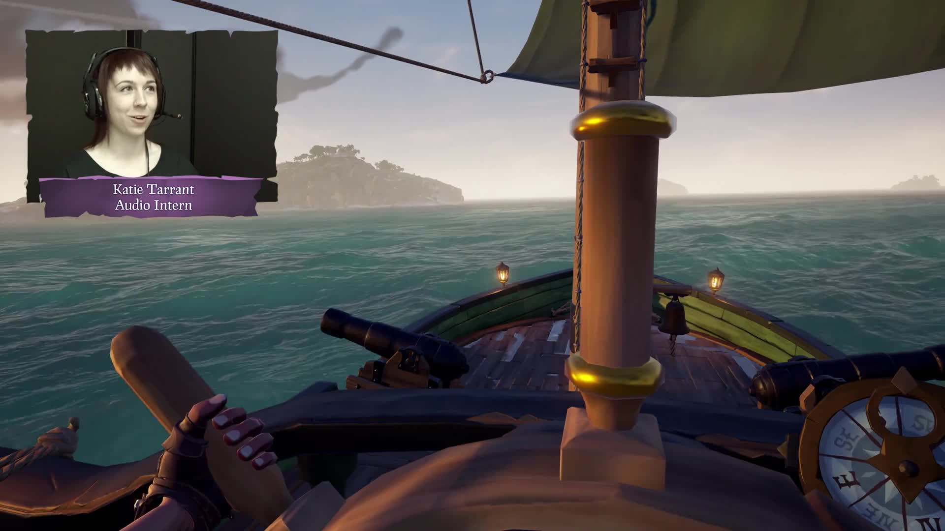 Sea of Thieves - gameplay