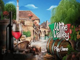 Vínové údolie - hĺadanie vecí