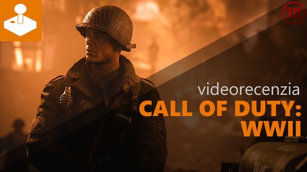 Call of Duty WWII - videorecenzia