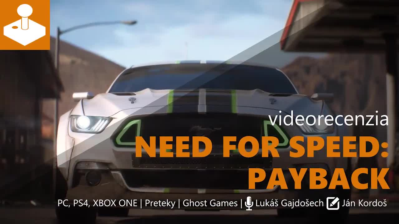 Need for Speed Payback - videorecenzia