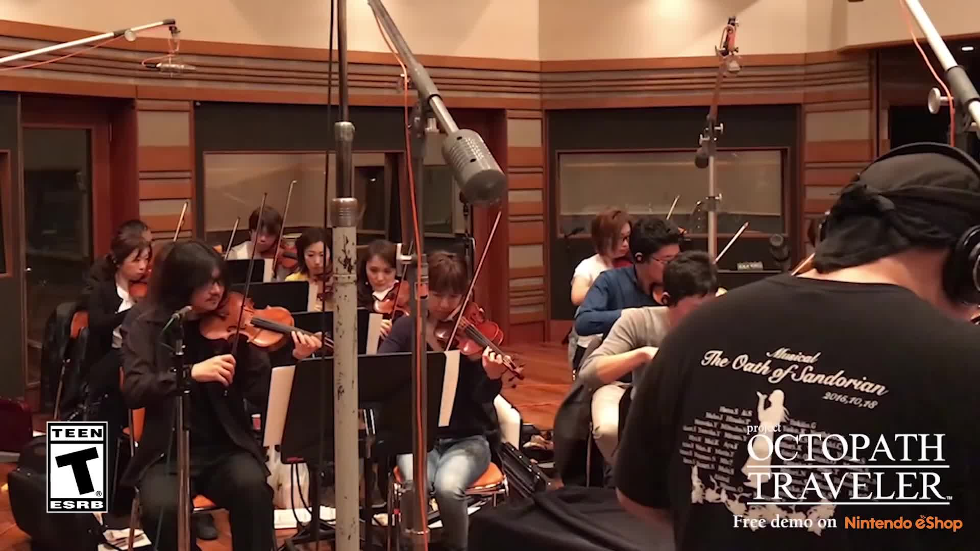 Project Octopath Traveler - Behind the Music