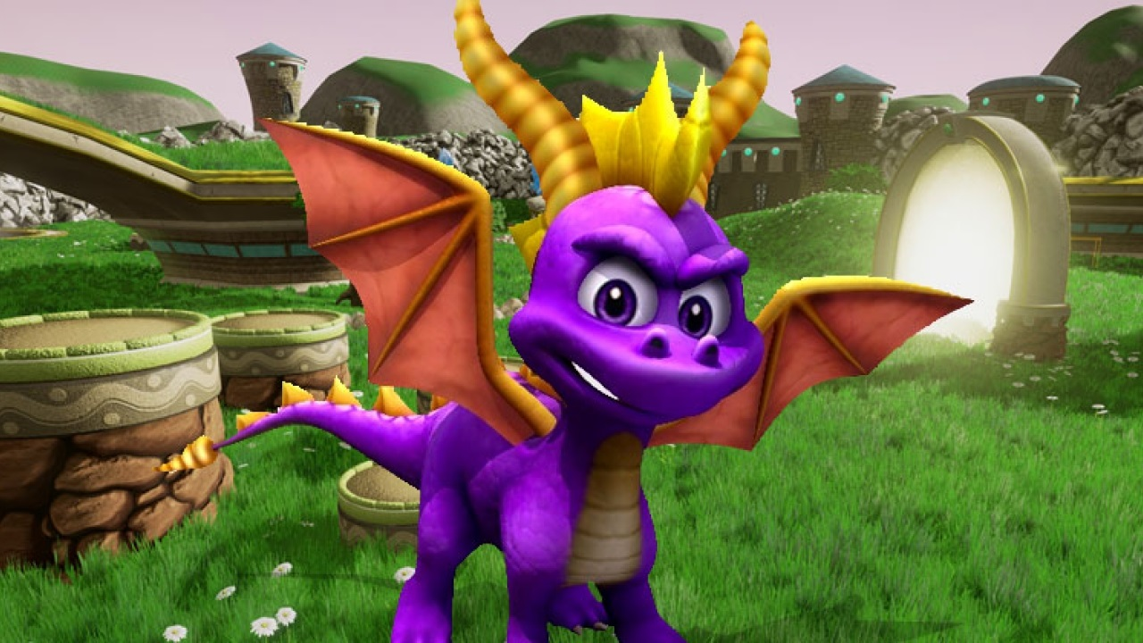 Spyro the dragon: Artisans Revisited - Christmas Special