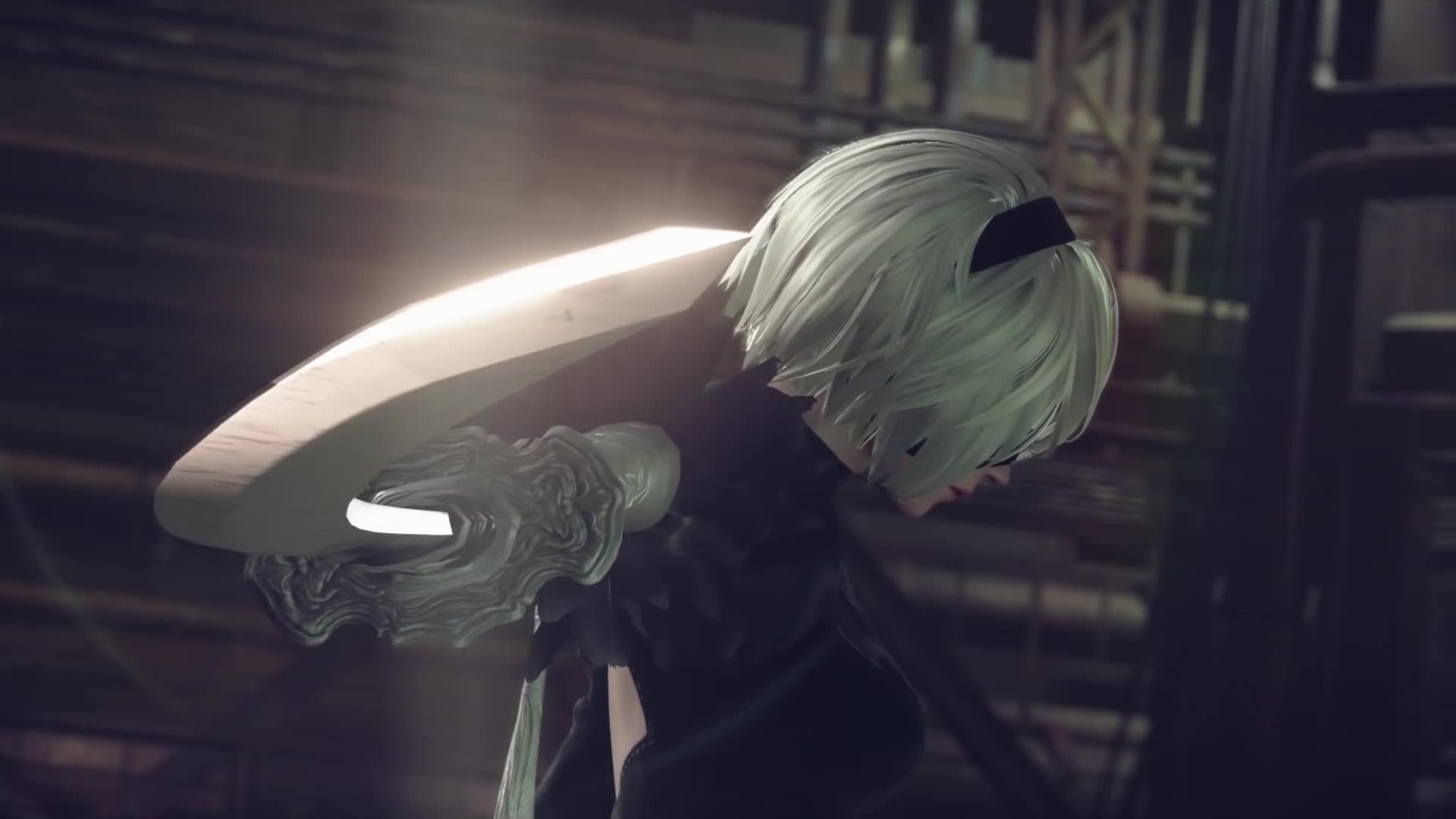 "NieR: Automata – ""Death is Your Beginning"" Launch Trailer"