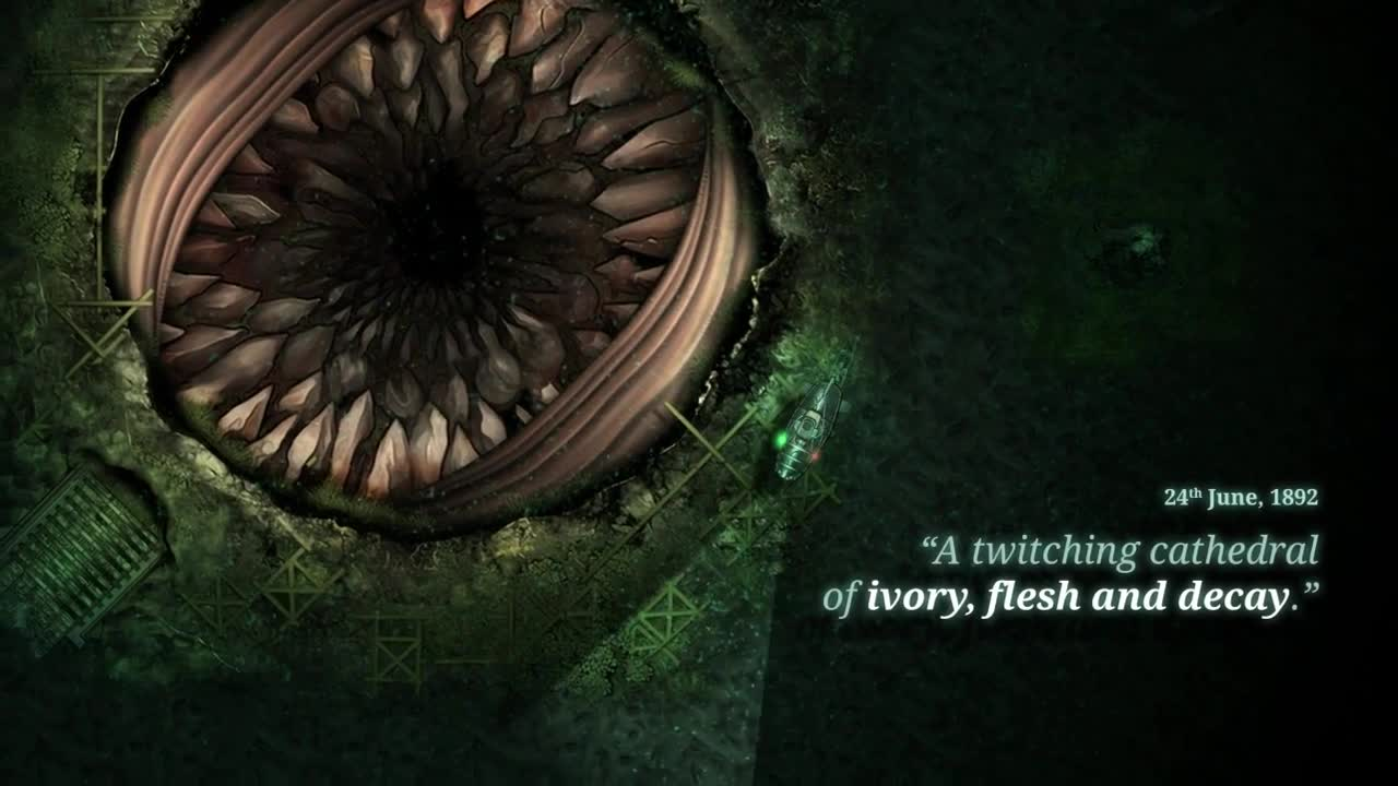 Sunless Sea Zubmariner - Launch Trailer
