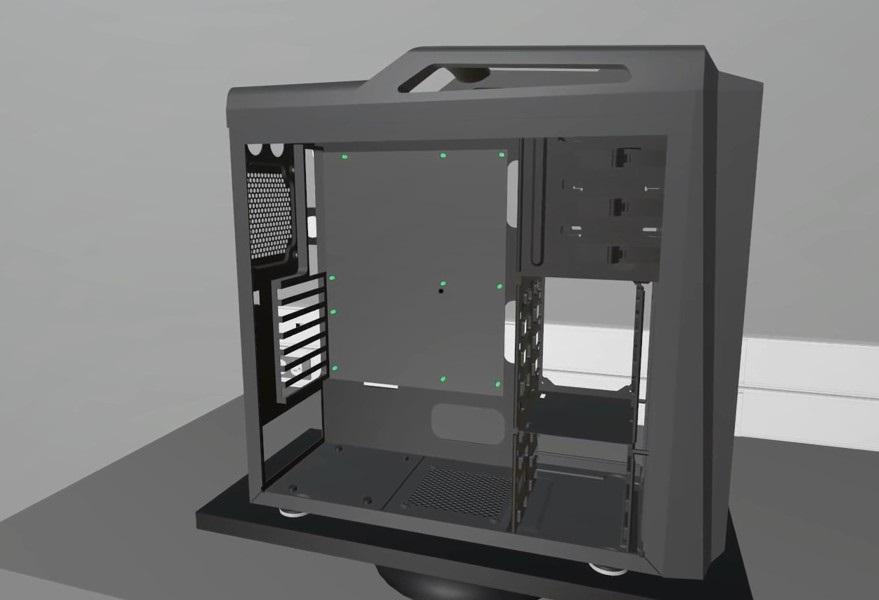PC Building Simulator v0.01