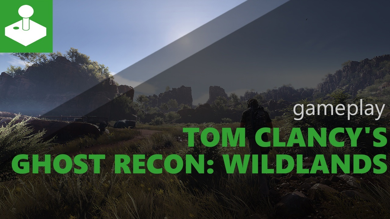 Ghost Recon The Wildlands - gameplay