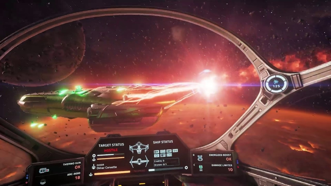 Everspace - Teaser Gameplay Trailer