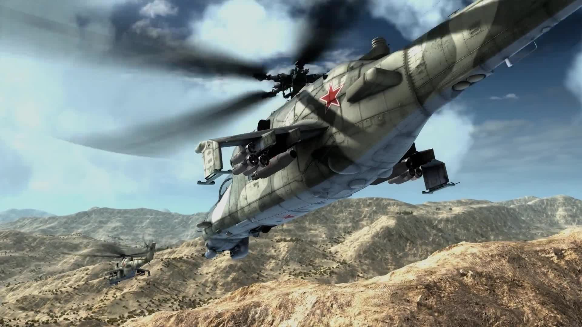 Air Missions: Hind - Launch Trailer