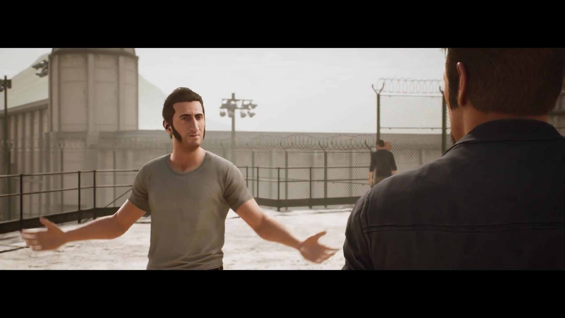 A Way Out - trailer