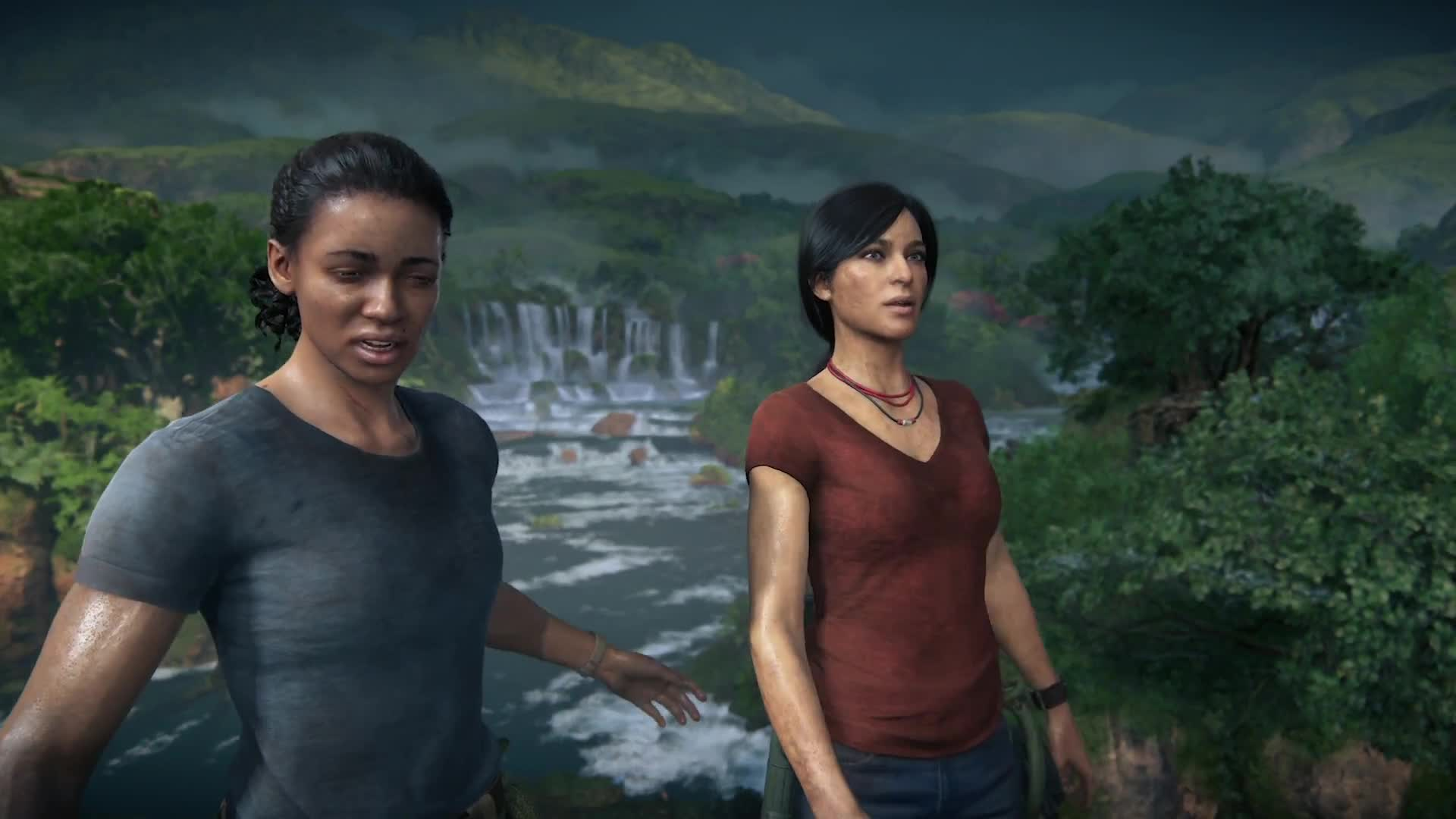 Uncharted: The Lost Legacy  - extended gameplay