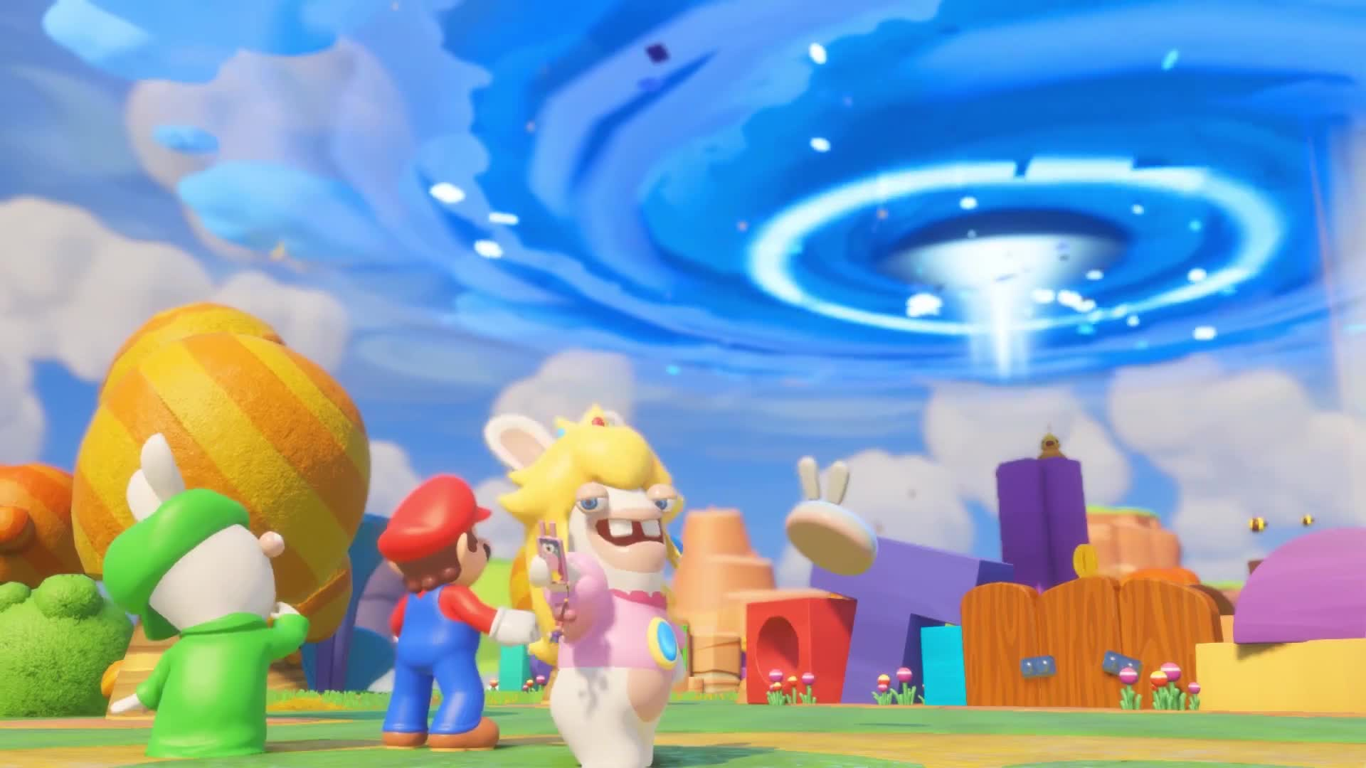 Mario + Rabbids Kingdom Battle - Developer Diary E3 2017