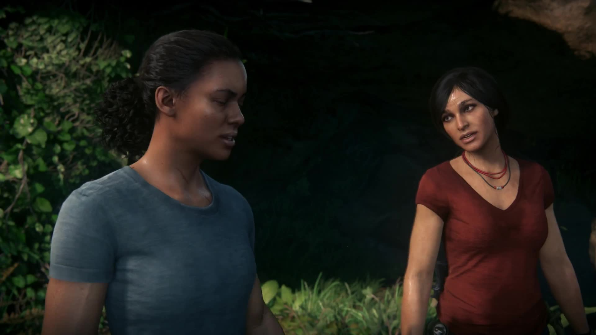 Uncharted - Lost Legacy trailer
