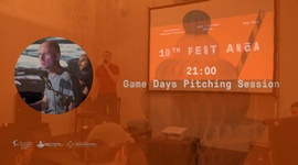 Game Days Pitching Session - Fest Anča