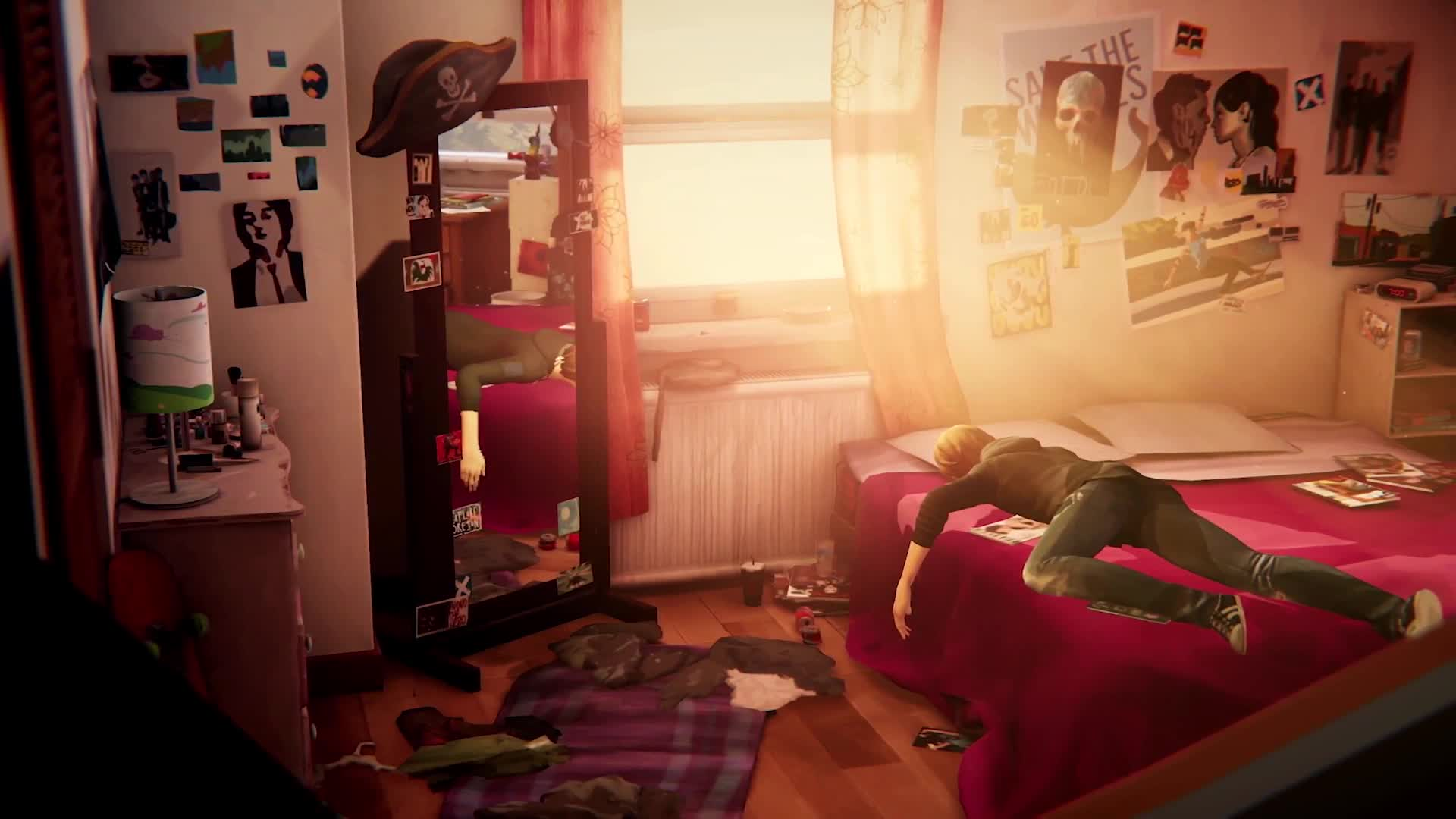 Life is Strange: Before the Storm Gameplay – Chloe & David