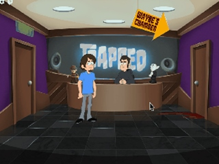 Trapped: Waynes Chamber