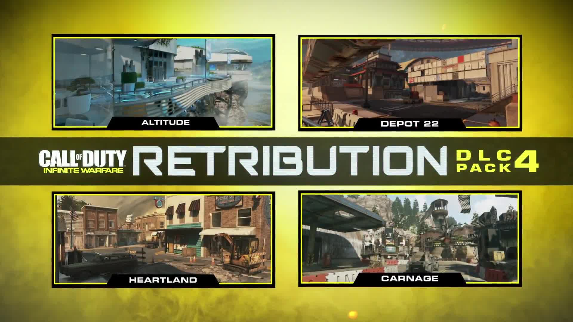 Call of Duty Infinite Warfare - Retribution DLC trailer