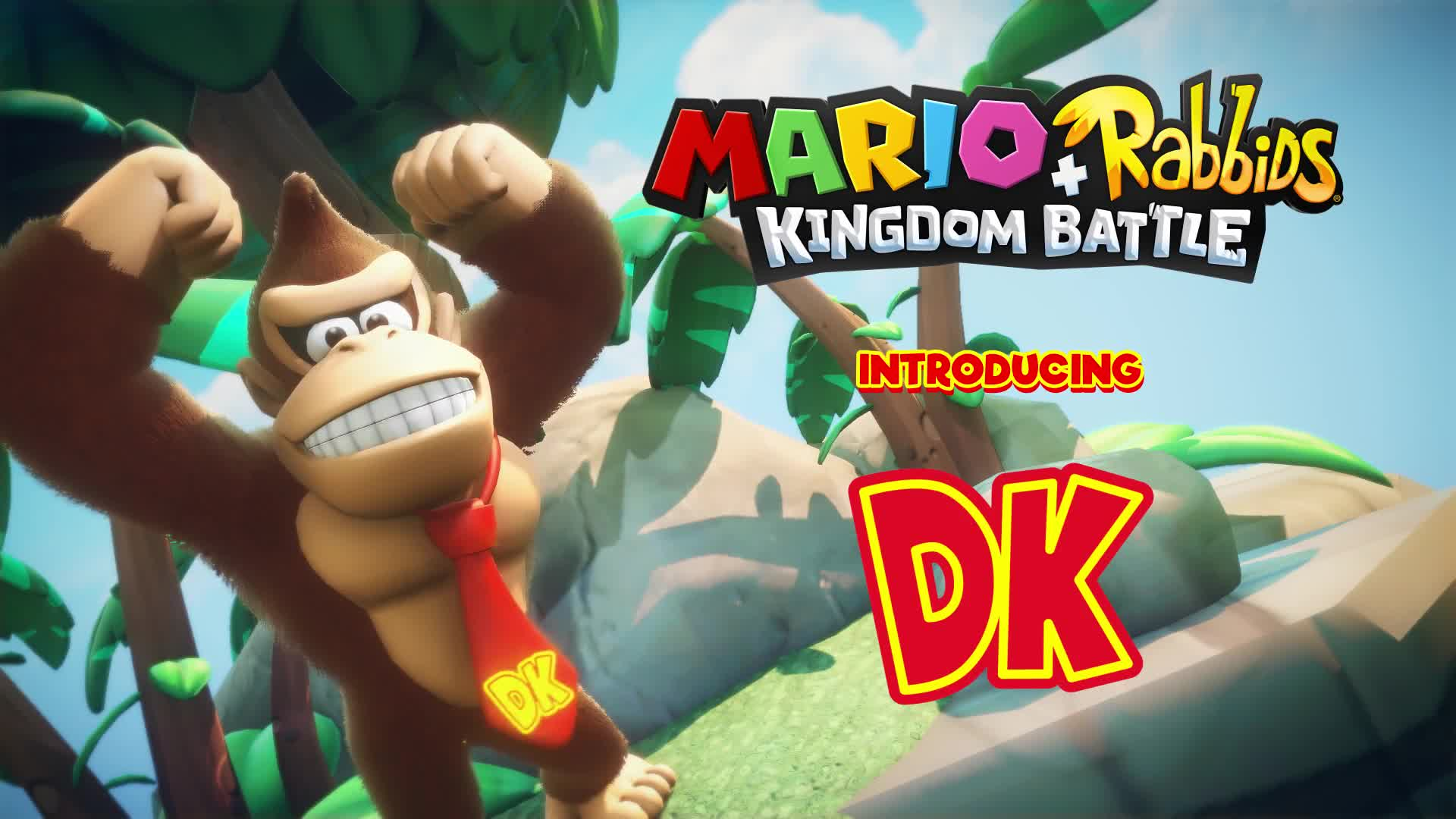 Mario + Rabbids Kingdom Battle - Donkey Kong