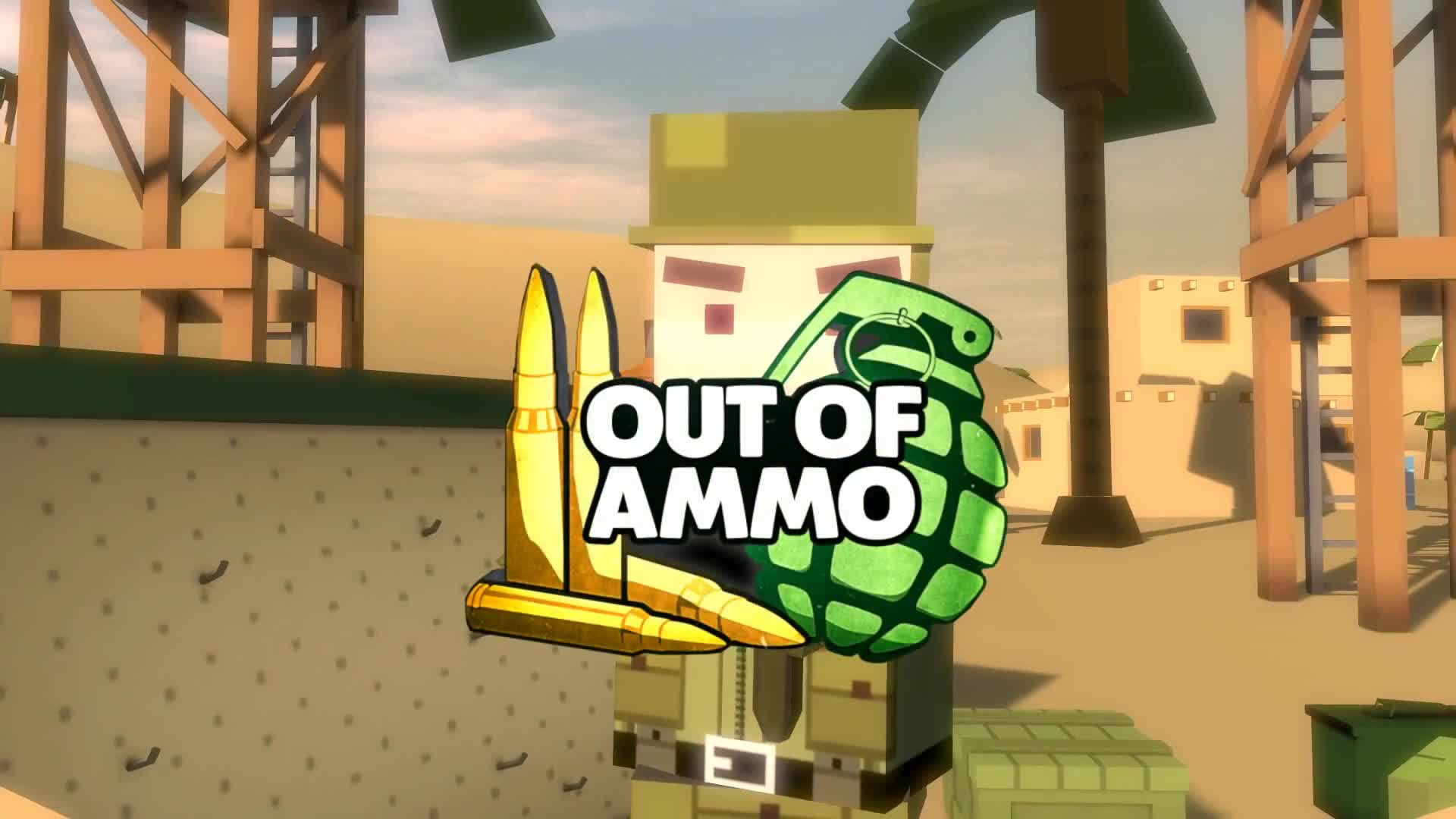Out of Ammo - Launch Trailer