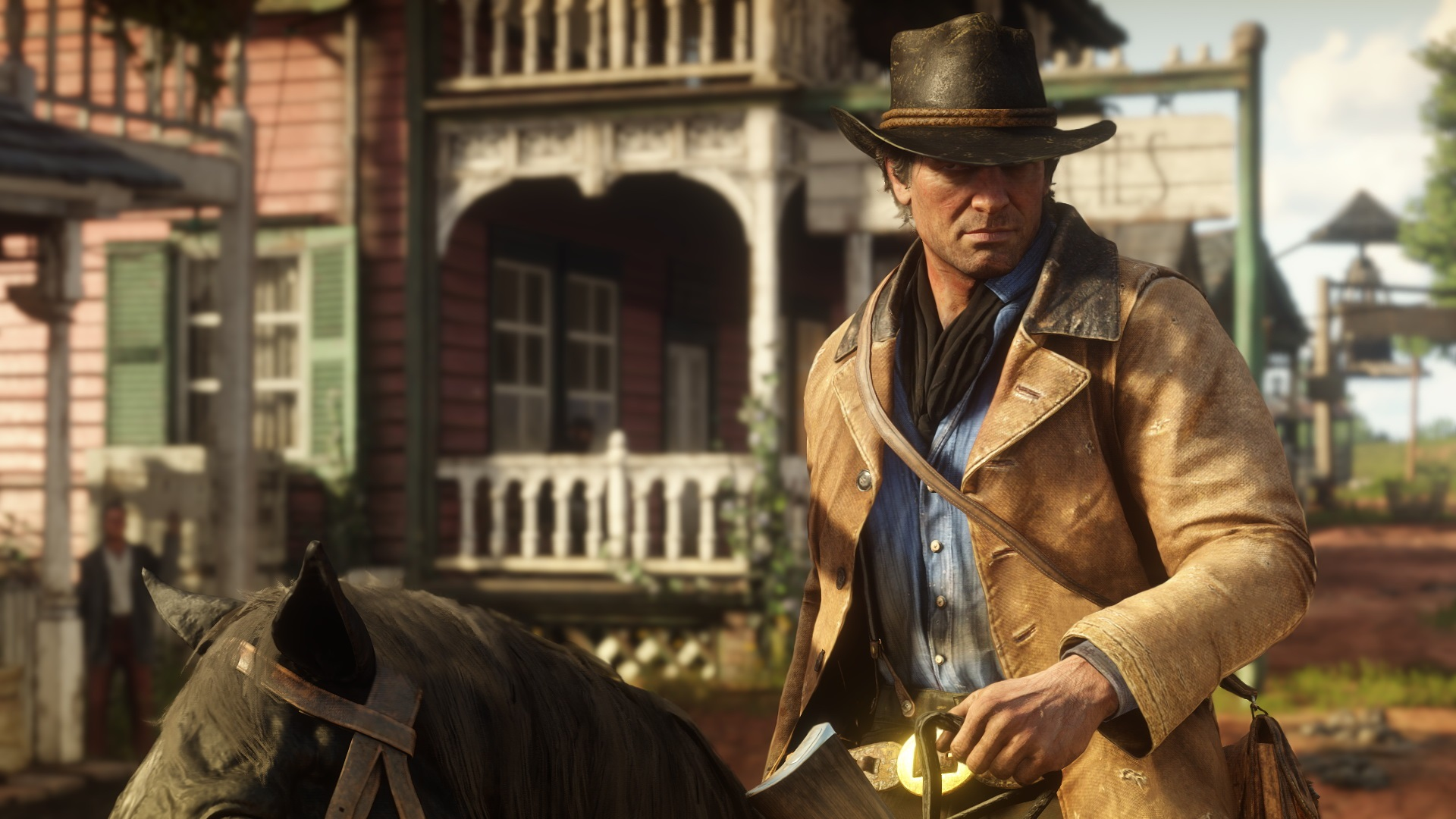 Red Dead Redemption 2 Recenzia Hra Sector