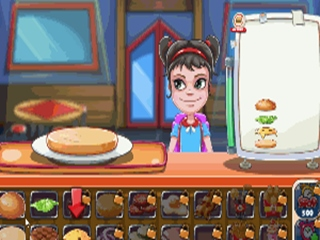 Burget Chef