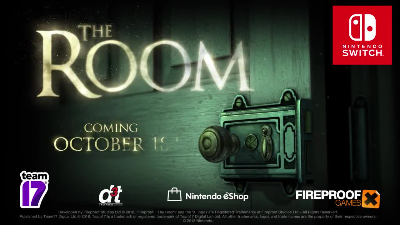 Puzzle titul The Room má namierené na Switch Switch