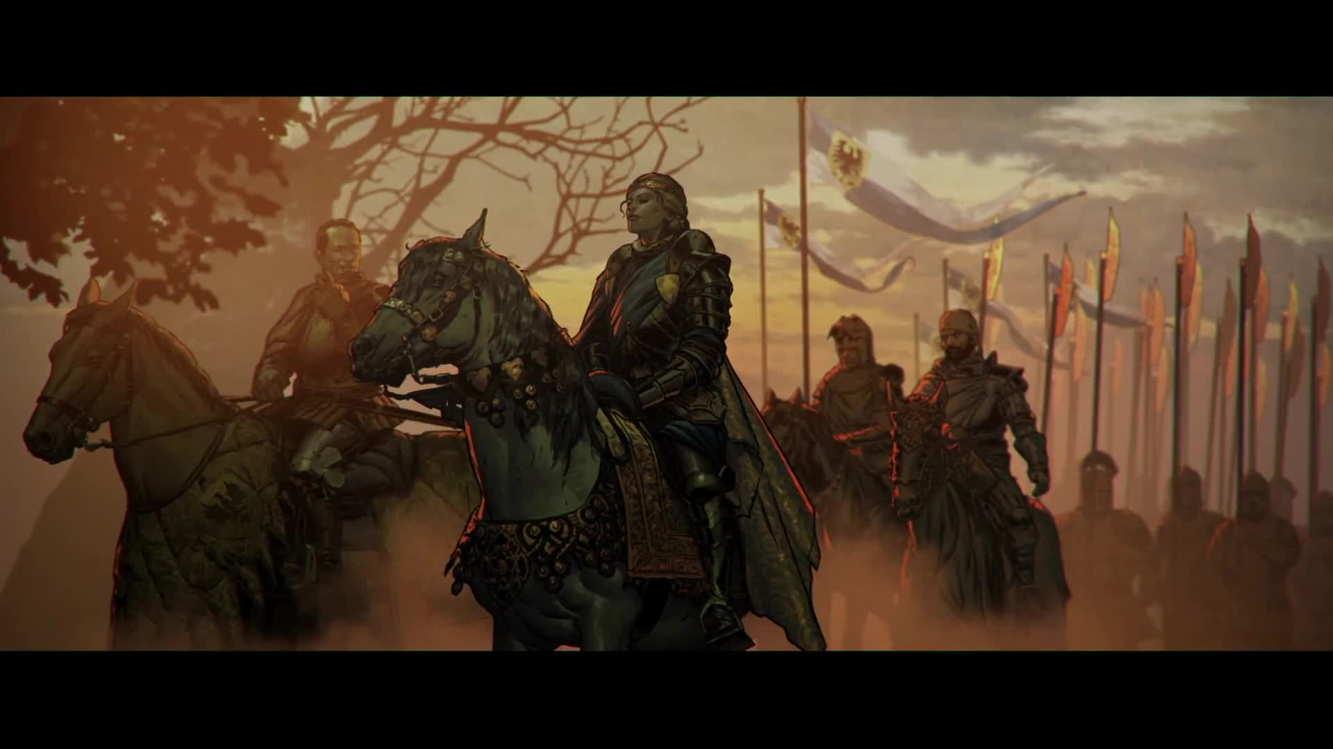 Thronebreaker: The Witcher Tales - Gameplay Trailer