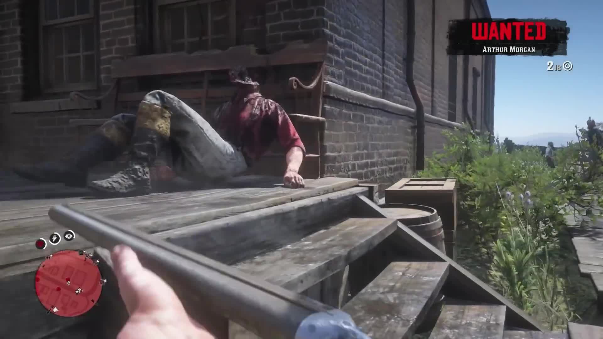 Red Dead Redemption 2 zostrih brutality a zábavy