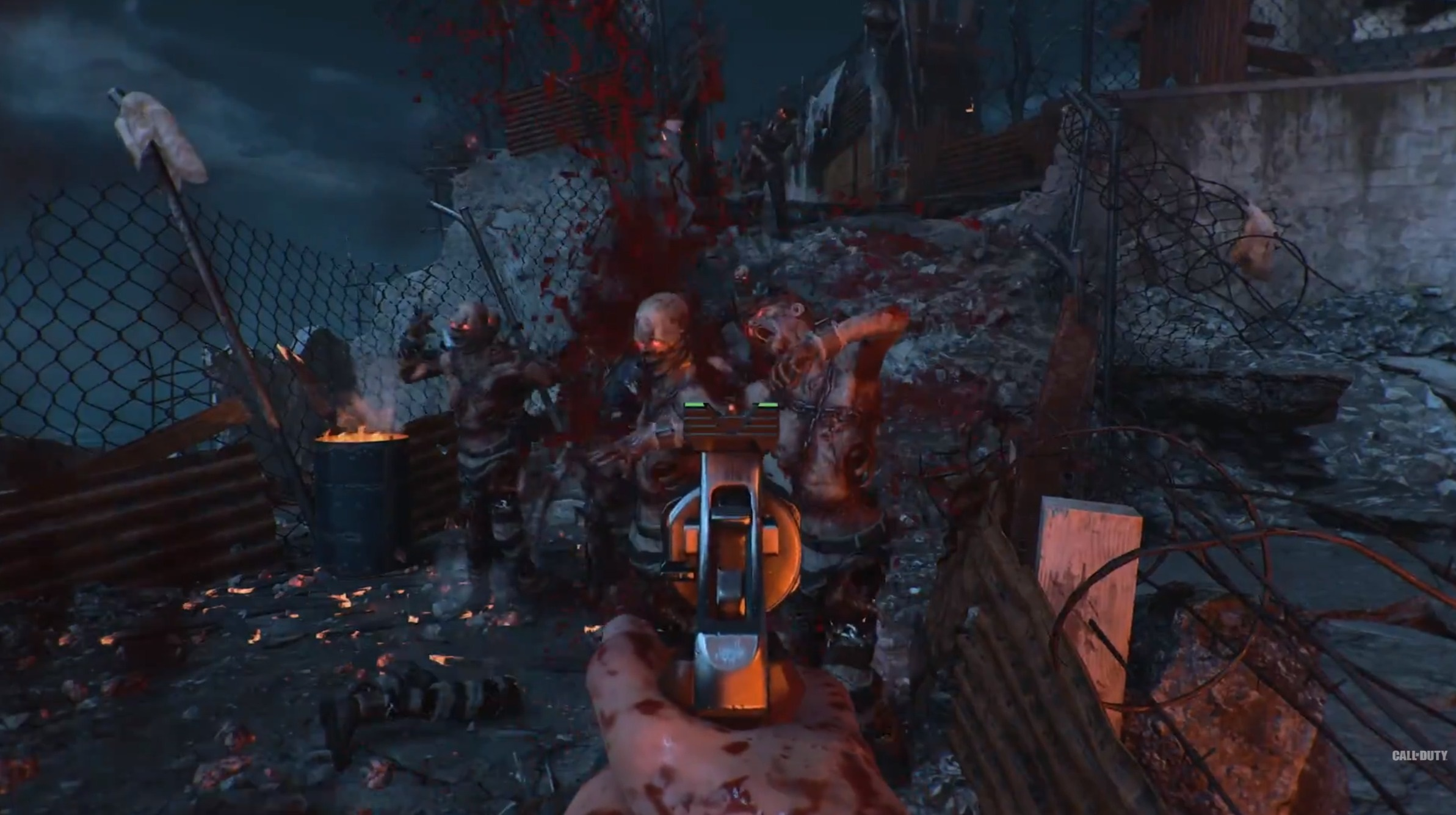 Call of Duty Black Ops 4: Zombies - Blood of the Dead trailer