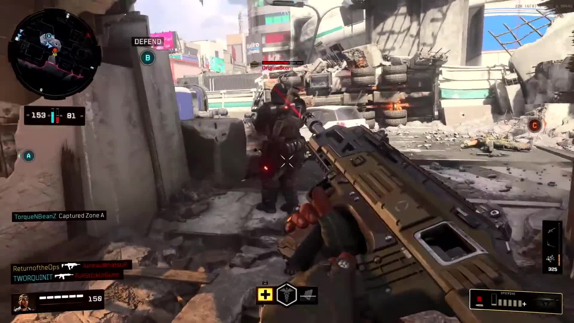 Call of Duty Black Ops 4 predstavuje multiplayer