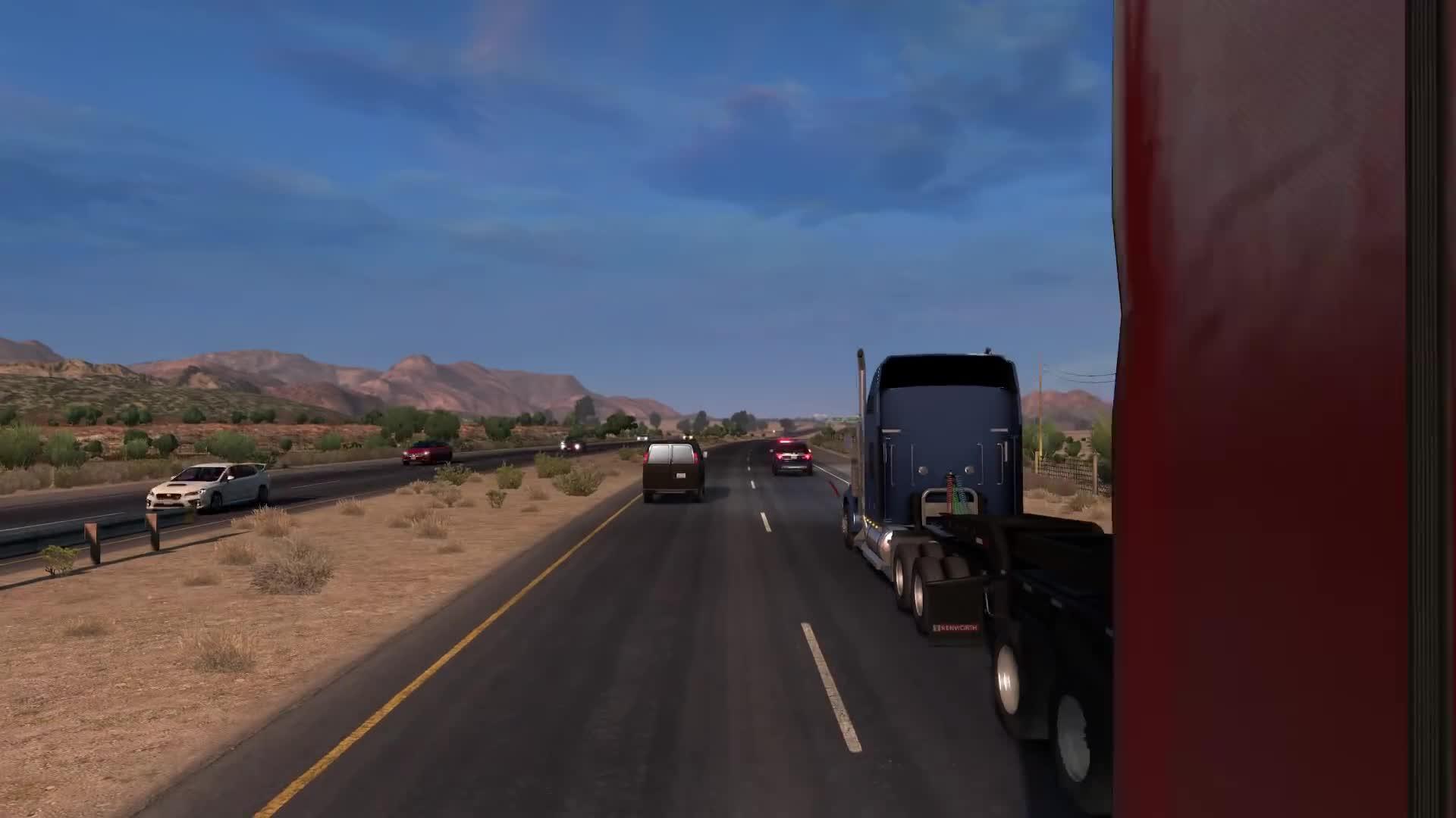 3df2c3616d3 American Truck Simulator dostal nadrozmerné náklady - herné video ...