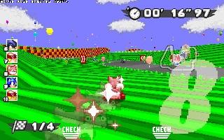Sonic Robo Blast 2 Kart