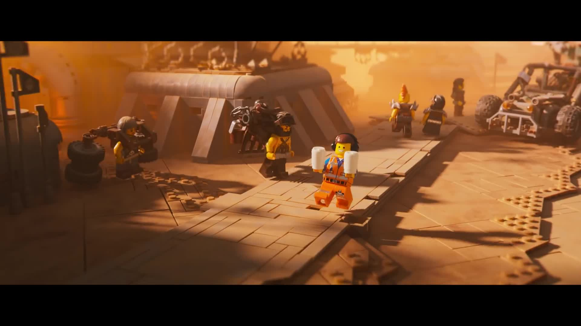 The Lego Movie 2:  The Second Part  - filmový trailer