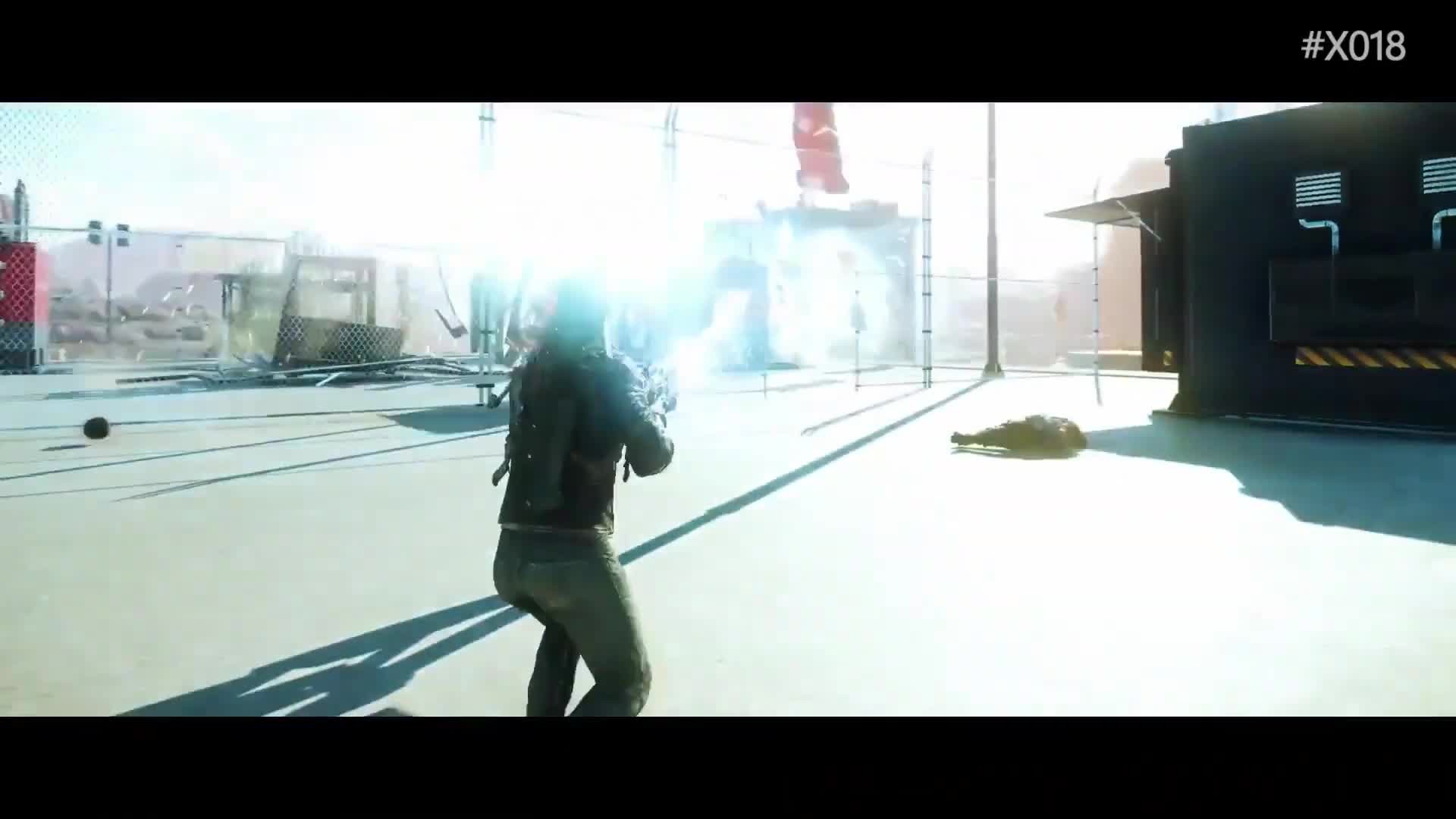 0cbddef61e1b Just Cause 4 gameplay z X0 eventu - herné video