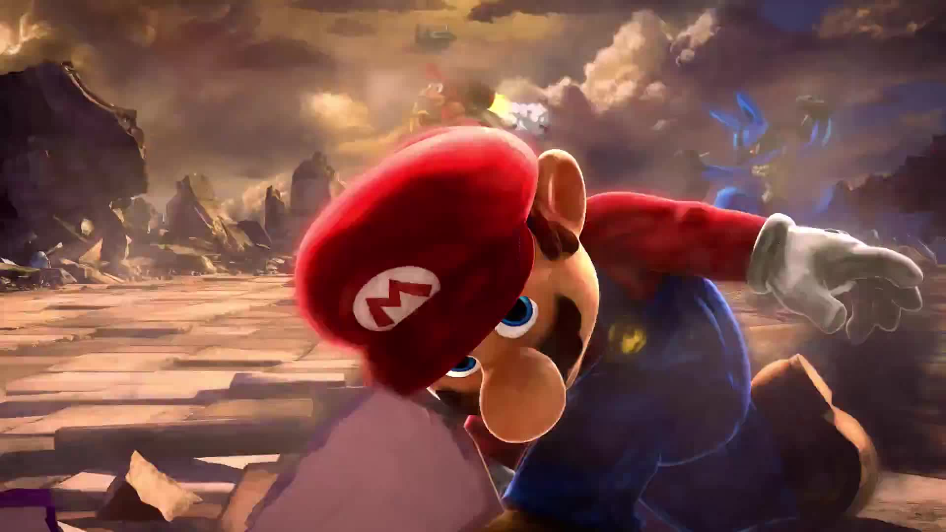 Super Smash Bros. Ultimate - The Ultimate Showdown