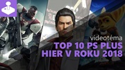 Top 10 PS Plus hier roka 2018