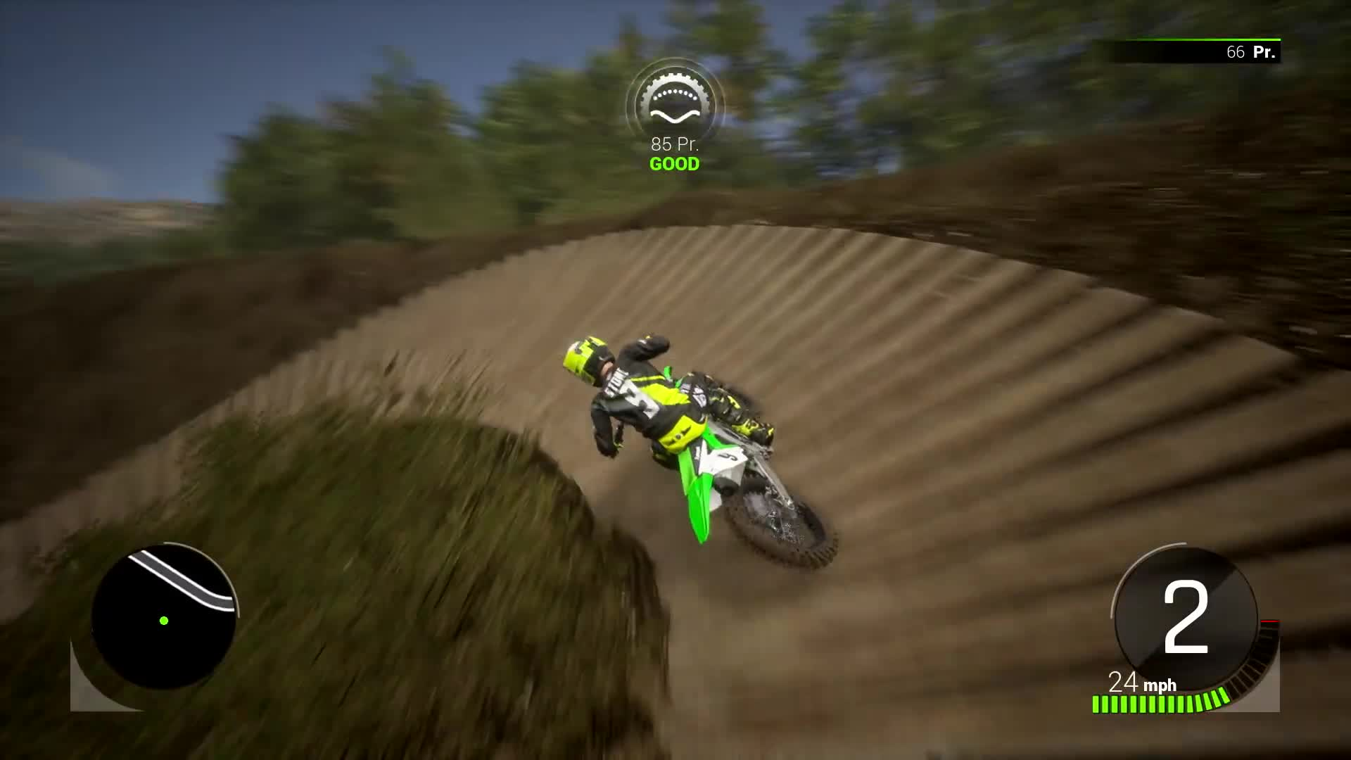 Monster Energy Supercross - The Official Videogame 2 - The Compound Area