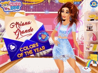 Ariana Grande Colors of the Year