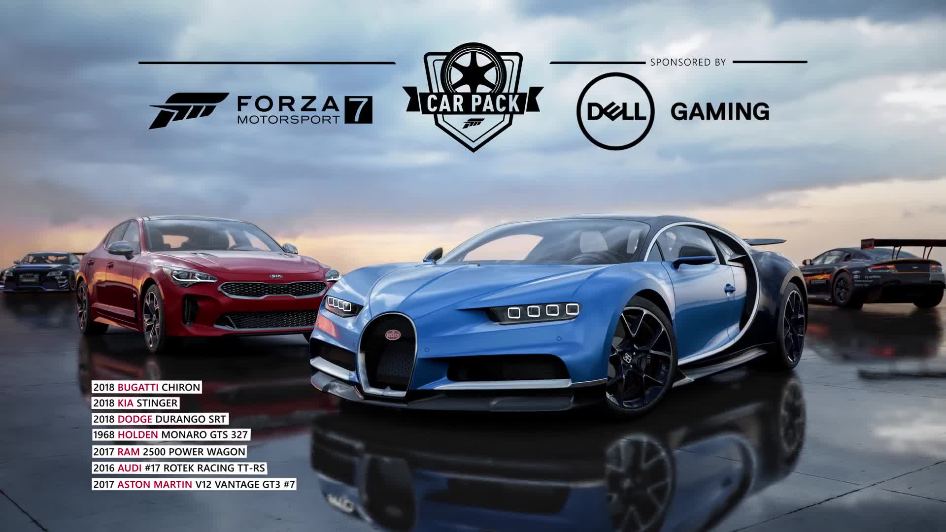 Forza Motorsport 7 - Dell Gaming Car Pack