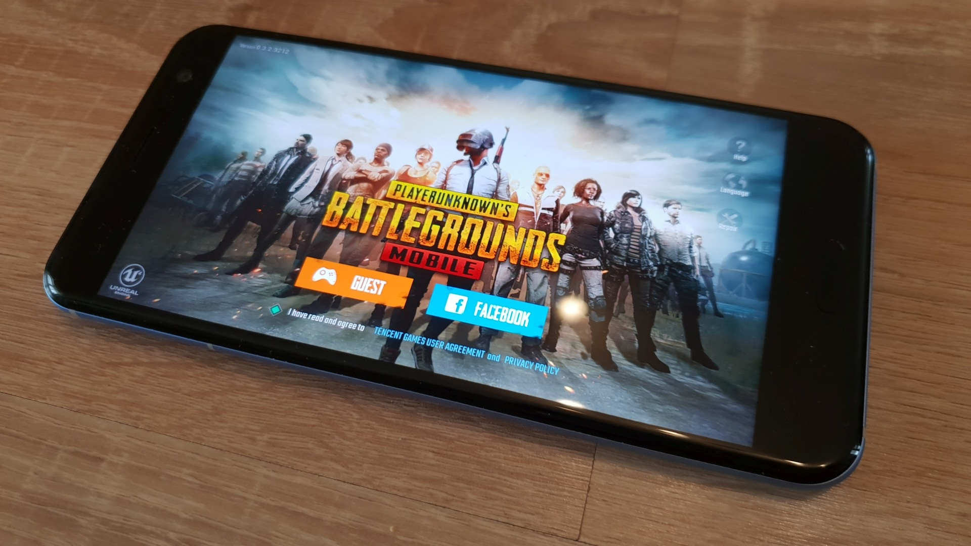PUBG mobile - gameplay