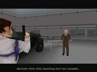 Spy Who Shot Me